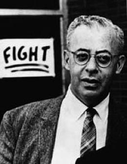 Marxist Saul Alinsky
