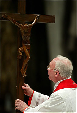 James Francis Cardinal Stafford