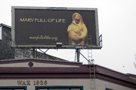 Mary Full of Life - Pray for us...