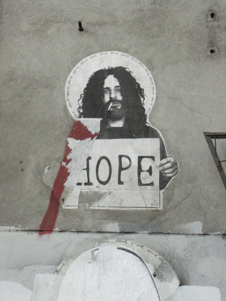 Jesus and Hope