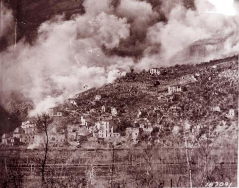 Monte Cassino, May, 1944
