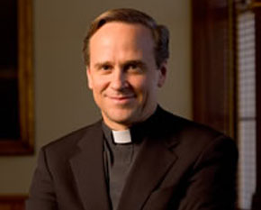 Notre Dame president Rev. John I. Jenkins, C.S.C.