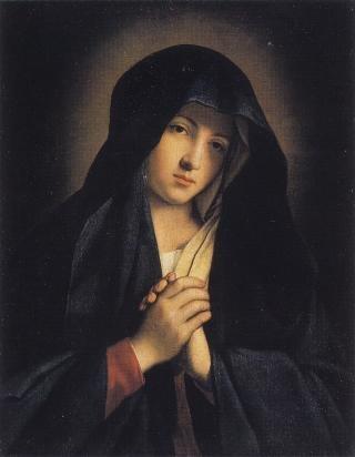 seven sorrows lady